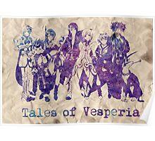 Tales of Vesperia Poster