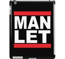 RUN, MANLET RUN iPad Case/Skin