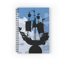 Ahoy there! Spiral Notebook