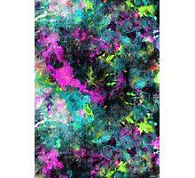 Colour Splash Photographic Print