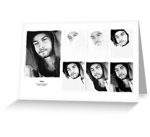 Nolan - Collections Greeting Card