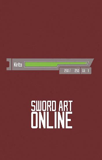 Sword Art Online by itinkerbell115