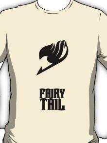 Fairy Tail Minimalist Poster T-Shirt