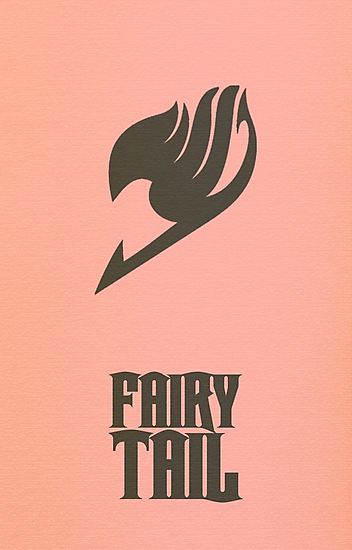 Fairy Tail Minimalist Poster by itinkerbell115