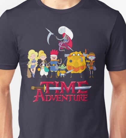 TIME ADVENTURE Unisex T-Shirt