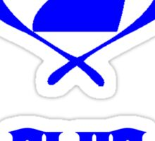Blue Pegasus Sticker