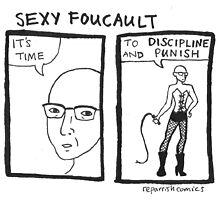 Sexy Foucault by reparrish