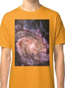 Galaxy Print Classic T-Shirt