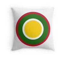 Royal Brunei Air Force Roundel Throw Pillow
