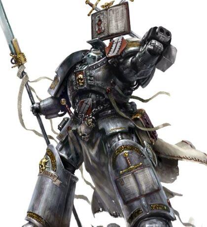 Grey Knights Marine - Warhammer 40k Sticker