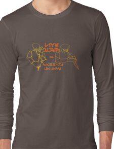 Live Music at Jabba's Palace! Long Sleeve T-Shirt