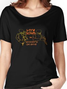Live Music at Jabba's Palace! Women's Relaxed Fit T-Shirt