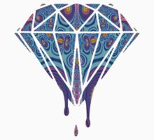 Butterfly Diamond by PREMO-TEES