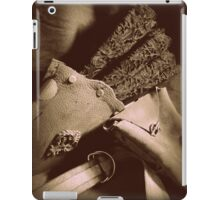 Steampunk Ladies Holster 1.0 iPad Case/Skin