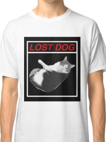 Lost Dog Classic T-Shirt