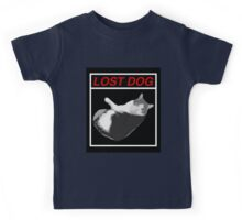 Lost Dog Kids Tee