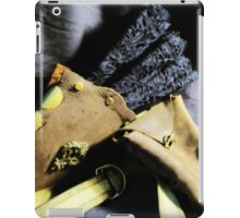 Steampunk Ladies Holster 1.1 iPad Case/Skin