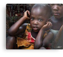 Uganda Future Probe Metal Print