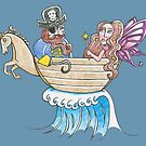 The Horse, the Pirate and the Fairy by Paul Webster
