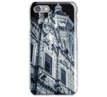 Streets of Seville - Church of St Luis  iPhone Case/Skin