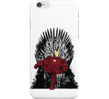 The Iron King iPhone Case/Skin