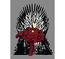 The Iron King Photographic Print