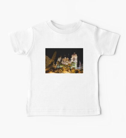 Subtropical Church Garden - St Lawrence in Birgu Malta Baby Tee