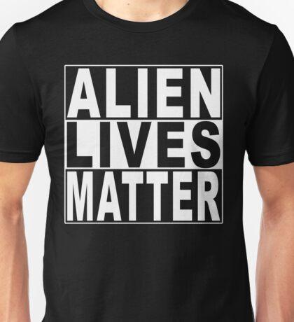 Alien Lives Matter Unisex T-Shirt