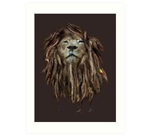 Lion Of Judah Art Print