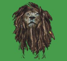 Lion Of Judah Kids Clothes