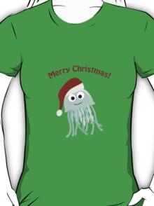 Mery Christmas! Jellyfish T-Shirt