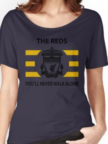 LIVERPOOL - The Reds Women's Relaxed Fit T-Shirt