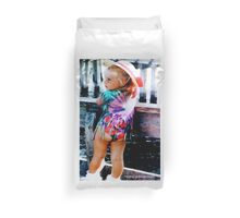 courtney by Mo Duvet Cover