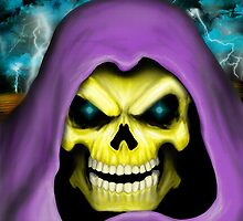 Masters of the Universe Skeletor by JacobCarder