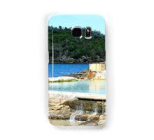 Ocean pool at Manly, Sydney. Samsung Galaxy Case/Skin