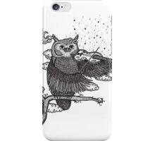 Music of the Night iPhone Case/Skin