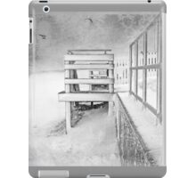 Frosted Whites iPad Case/Skin