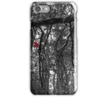 Selective loner iPhone Case/Skin