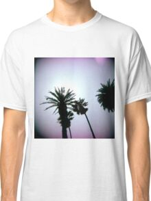 Holga Palms Classic T-Shirt