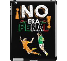 No Era Penal (It wasn't a penalty) iPad Case/Skin