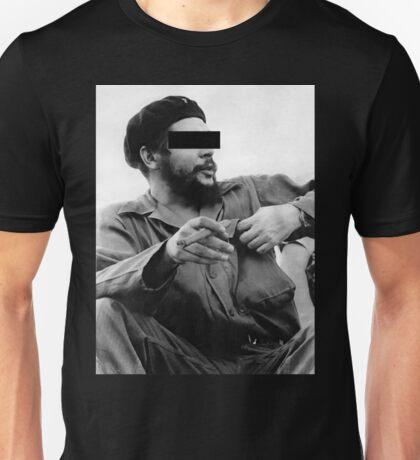 uNiDeNtiFied cHe guEvaRa Unisex T-Shirt