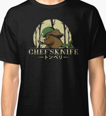 Chef's Knife Classic T-Shirt