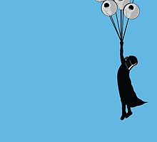 Darth Banksy Balloons by Neov7