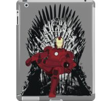 The Iron King iPad Case/Skin