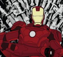 The Iron King Sticker