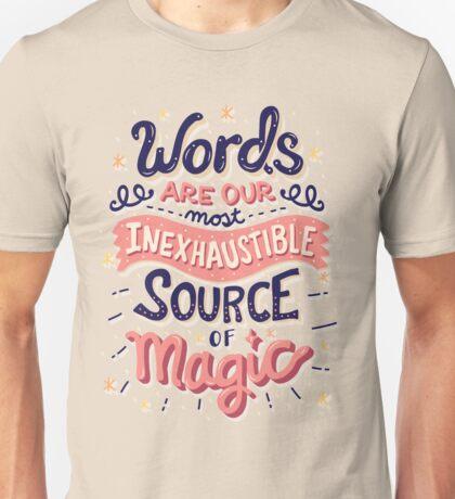 Source of Magic Unisex T-Shirt