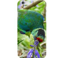 Ahhh... Just Love The Smell Of Spring - NZ iPhone Case/Skin
