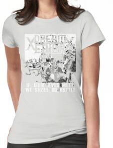 xDREAMEATERx Womens Fitted T-Shirt