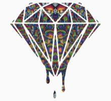 Mushroom Diamond by PREMO-TEES