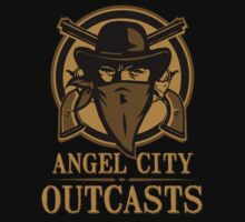 angel city outcasts shirt by Hiselosting93